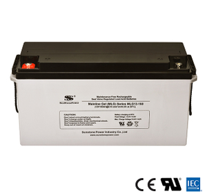 12V 150AH Maintenance Free Backup Gel Battery VRLA Batterie
