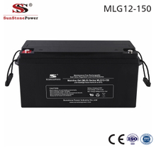 Sunstone Power Maintenance Free Gel Battery 12V 150AH VRLA Batterie